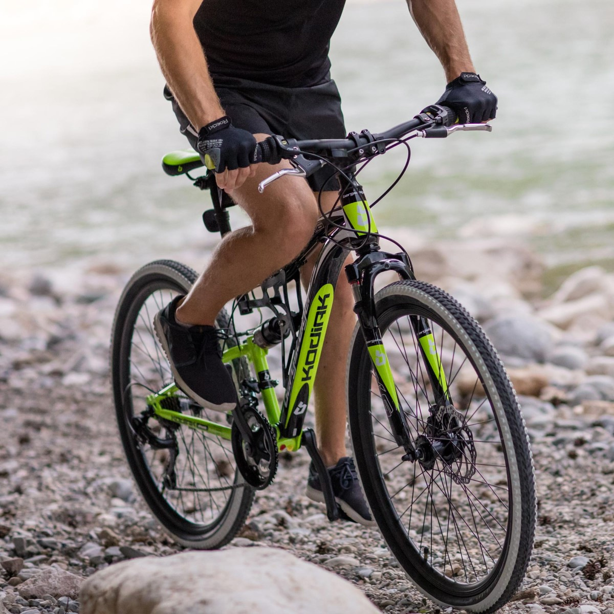 26 zoll mountainbike bergsteiger kodiak shimano. Black Bedroom Furniture Sets. Home Design Ideas