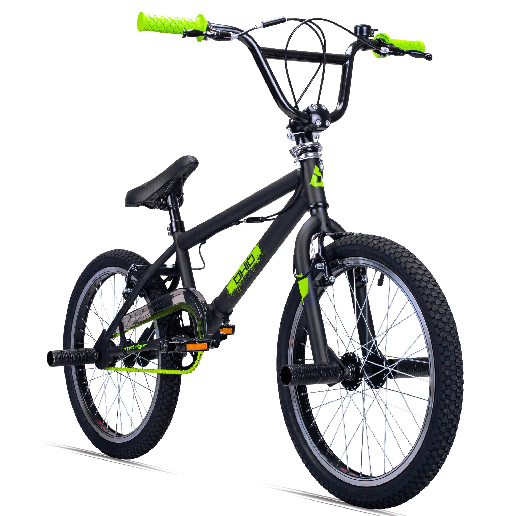 20 zoll bmx bergsteiger ohio 360 rotor system freestyle. Black Bedroom Furniture Sets. Home Design Ideas